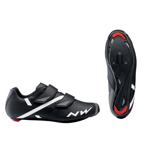 Zapatillas Northwave Jet 2 Negro Road