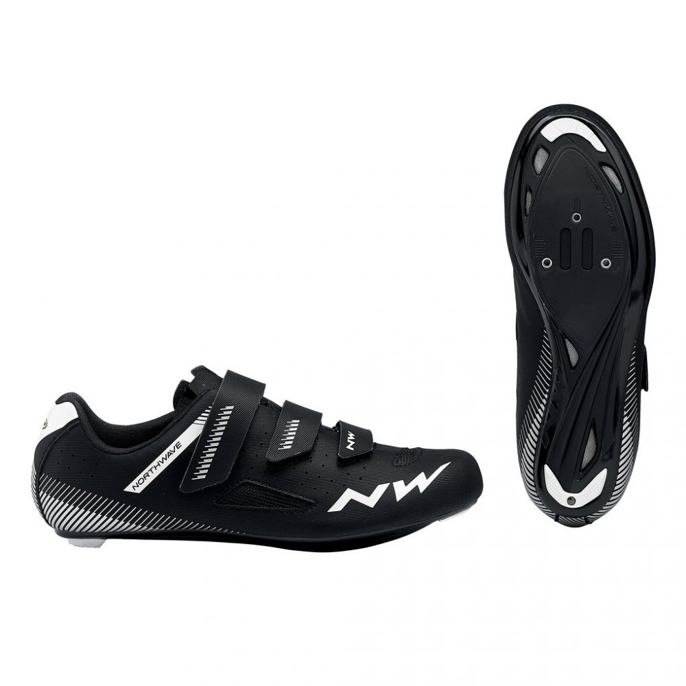 Zapatillas Nortwave Core Negro Road