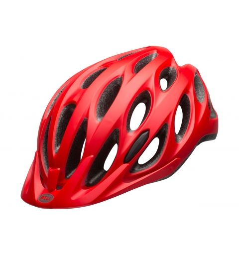 Casco Bell Tracker 2021 Matte Red