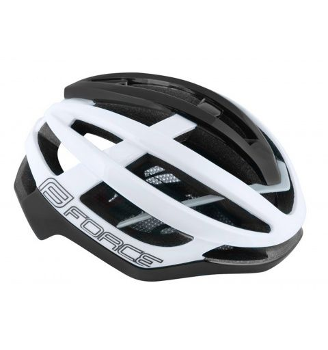Casco Force Lynx Blanco/Negro