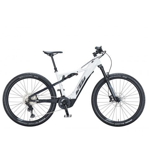 Ktm Macina Chacana 292 29'' Metallic White (Black Matt)