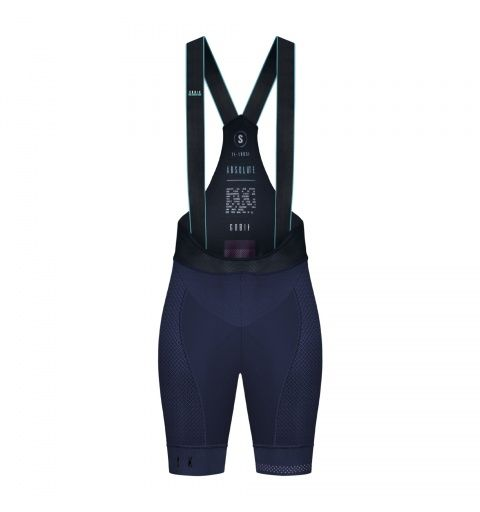 Culotte Corto Absolute Deep Blue 4.0 Mujer K9