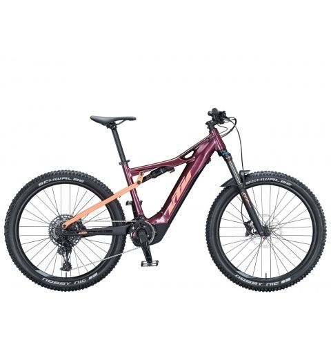 Ktm Macina Lycan 272 Glorious Dark Red