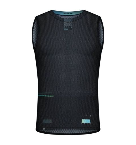 Camiseta Interior Gobik Second Skin Hombre Black Lead