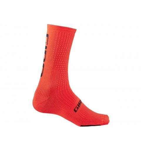 Calcetines Giro Hrc Bright Red