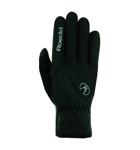 Guantes Roeckl Roth Top Function Negro