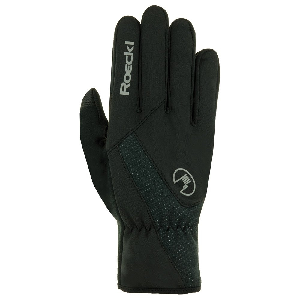 Guantes Roeckl Roth Windproof Negro