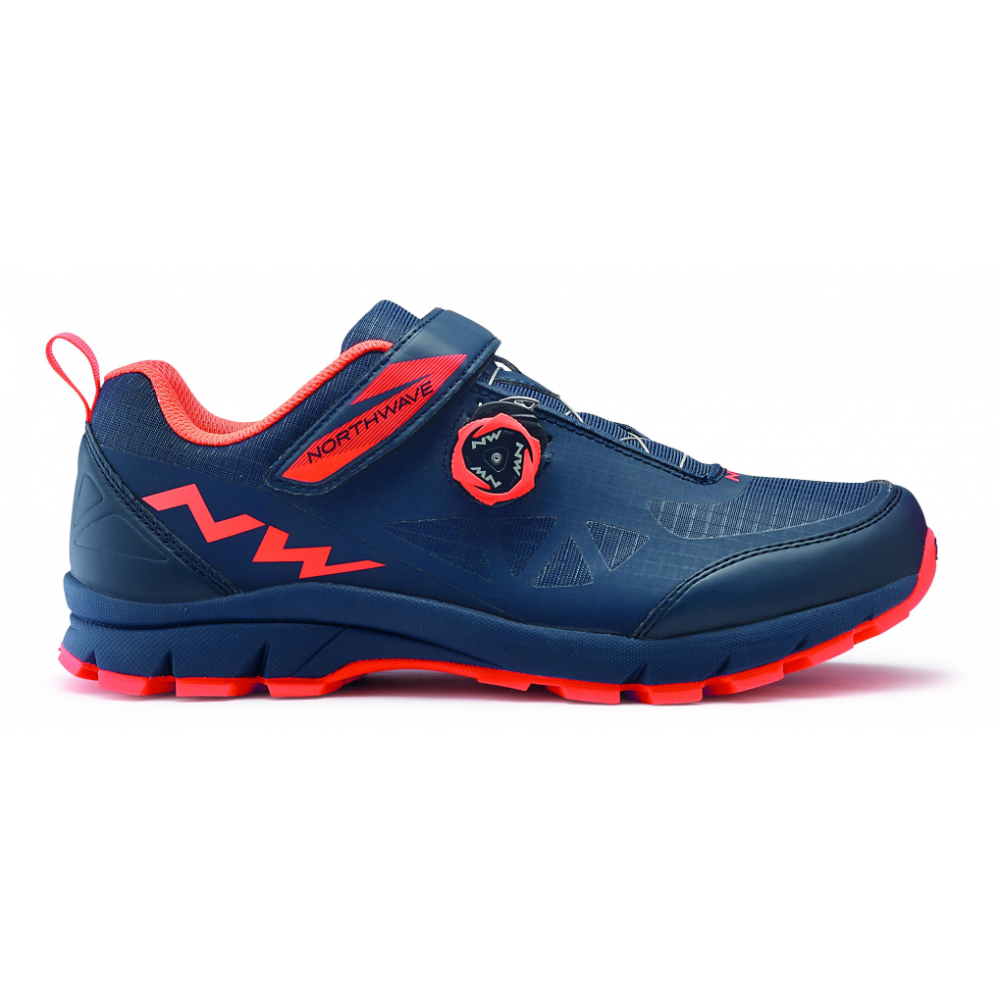Zapatillas Northwave Corsair Azul/Naranja