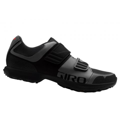 Zapatillas Giro Berm Dark Shadow Negro