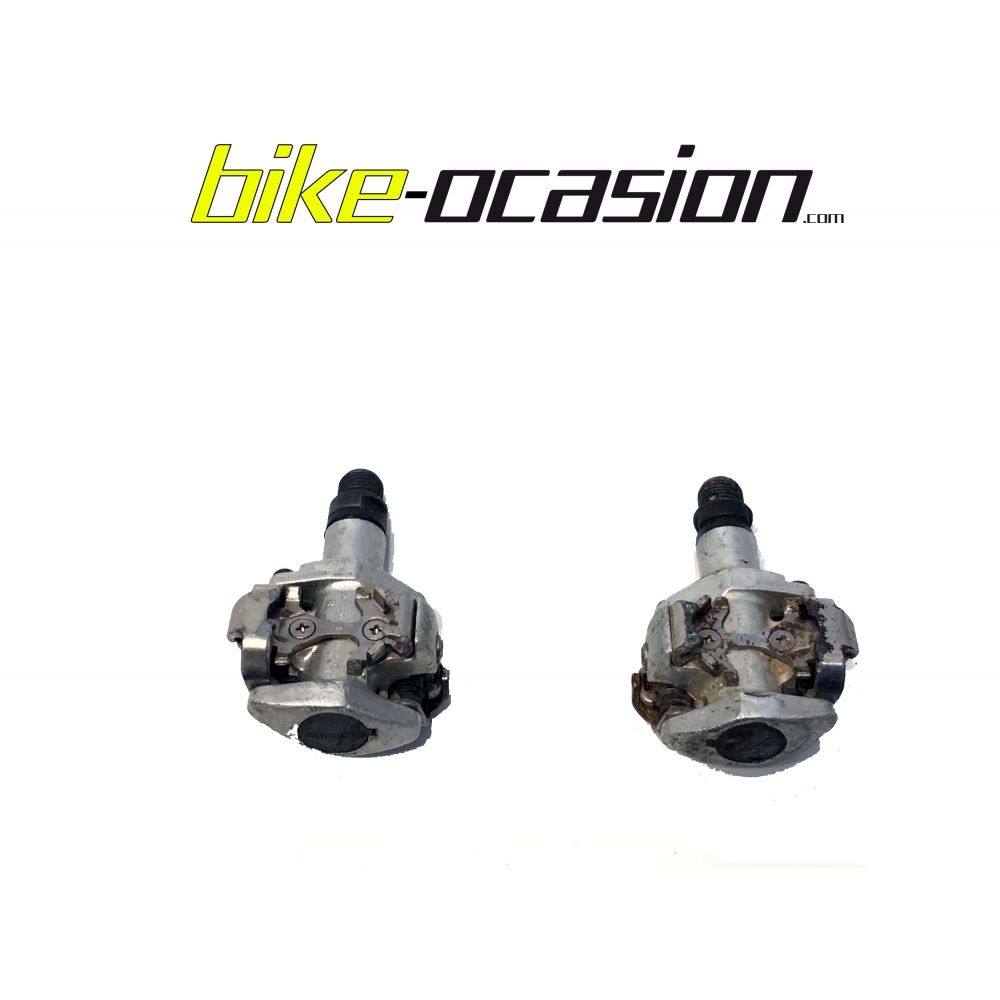 Pedales Shimano PD-M505 SPD