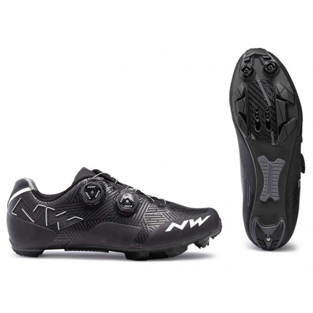 Zapatillas Northwave Rebel 2 Negro MTB