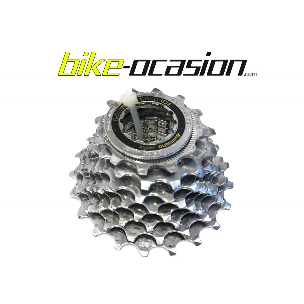 Cassette 2ª Mano Shimano 8V 12-23 Carretera
